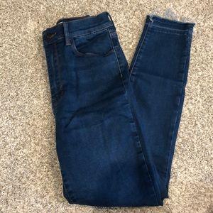 blue pacsun jeans